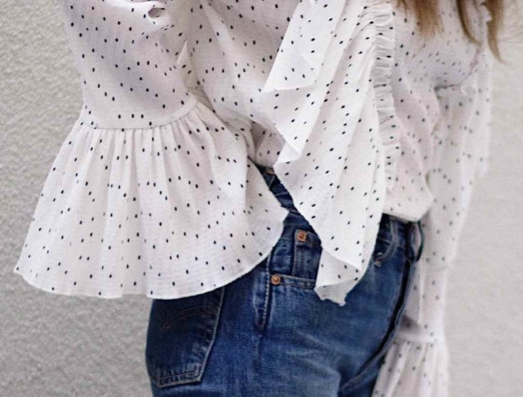 Bell Sleeves On Tops