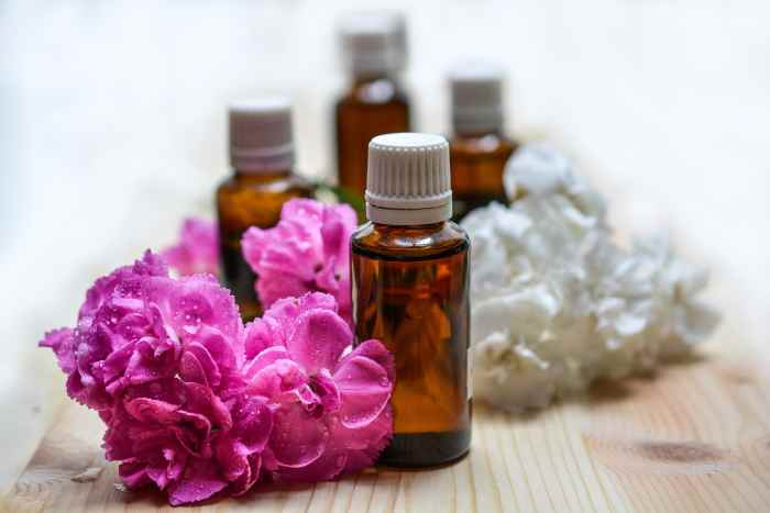 If you like pleasant smells, but don't like perfumes, you should check out essential oils. Many oils have a pleasant natural scent.
