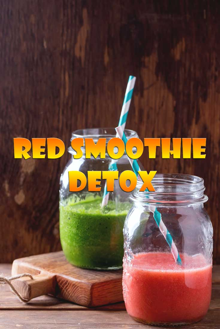 Red Smoothie Detox Factor Review