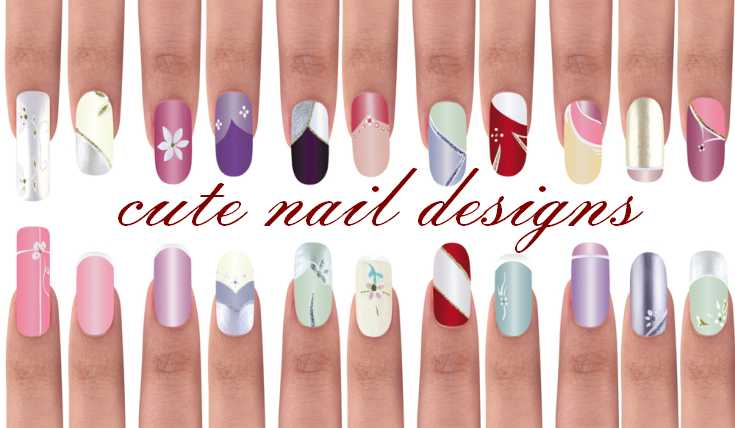 Take a look at cute, cool, and extraordinary nail designs, easy ...