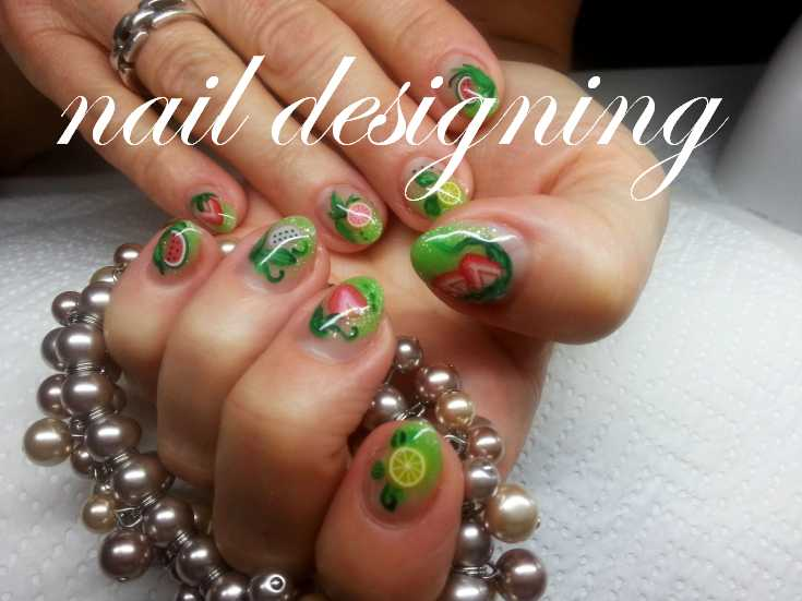 How Design Nail Art
