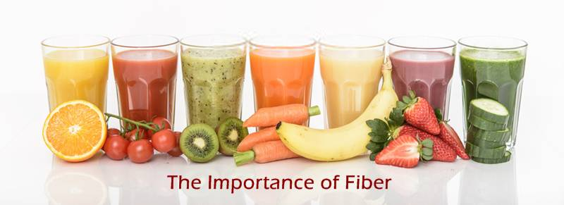 The importance of juice fiber. Juicing will help you to get all the nutrients you need, especially ones you might miss otherwise.
