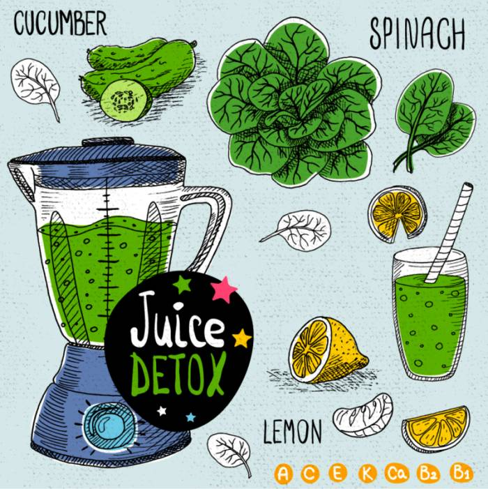Juicing Detox. Begin with those veggies you like to eat whole. This basically guarantees that you'll like how the juice tastes.