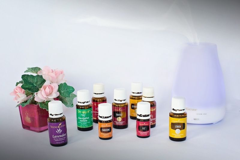 Essential oils improve your health on every level. Believe it or not, they can even help you get in shape!