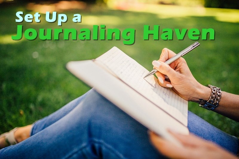 Think of journaling like exercise. You know it's good for you. You know you should do it every day for your physical and mental health.