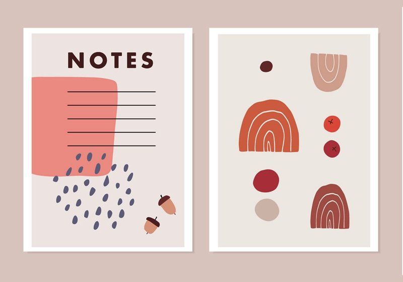 Now that you know some of the common health benefits of journaling, you can start deciding on your own motivations and reasons for journaling.