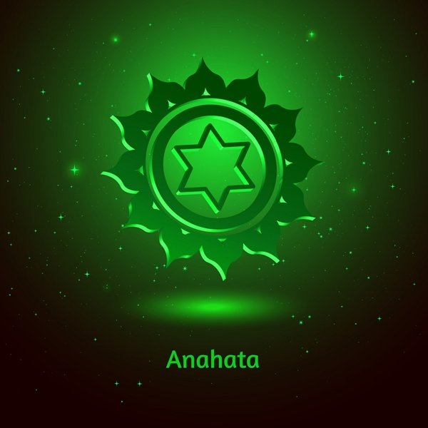 Reiki chakras. Anahata. When this chakra is unbalanced, you start to make bad choices and lose your personal boundaries, all in the name of love.