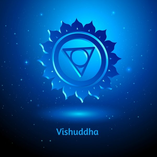 Reiki chakras. Vishuddha. When this chakra is unbalanced, you may feel ignored or invalidated by others.