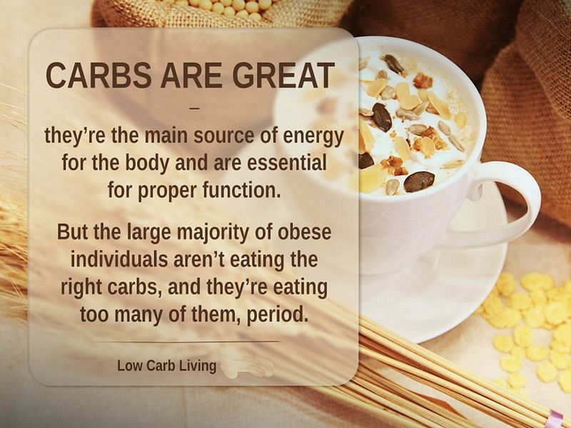 When first starting a low carb diet, your initial loss of weight will be mostly water and not weight lost from fat.