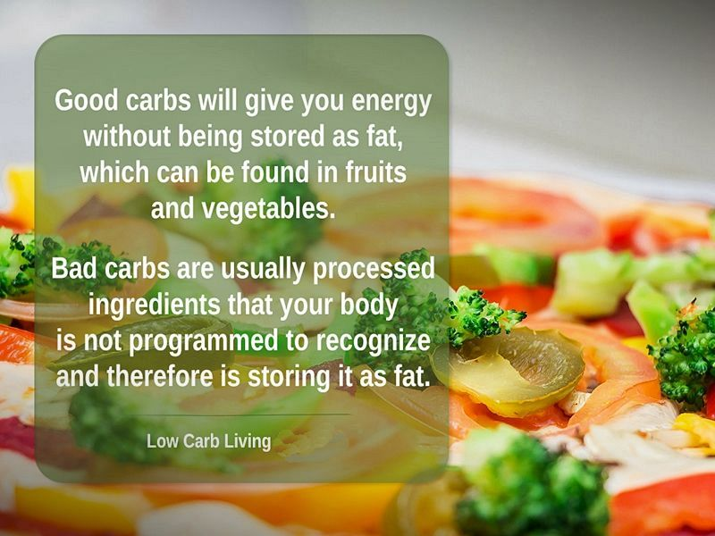 In any case, if you want to lose weight healthily, I recommend following a low carb diet.